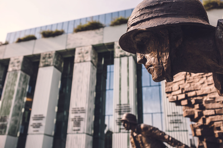 Pomnik powstania warszawskiego Warszawa
